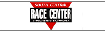 South Central Race Center Trackside Support